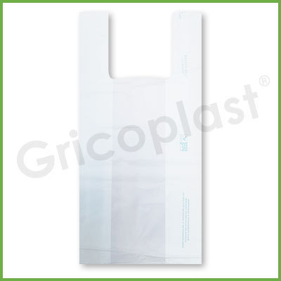 Buste Shopper biodegradabili e Compostabili GENERICHE