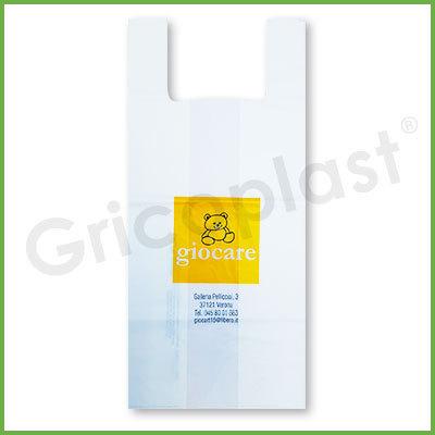 Buste Sacchetti Biodegradabili e Compostabili PERSONALIZZATE
